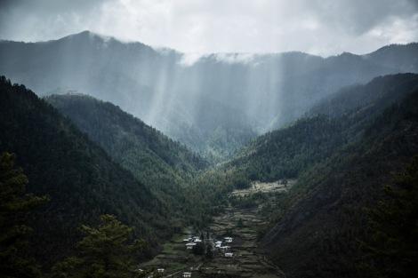 Haa landscape