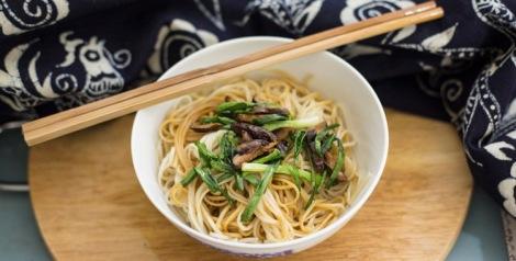 Simple noodles